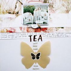 Tea - Scrapbook.com