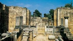 Ancient Olympia, Ilia, Peloponnese - Greece
