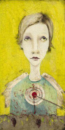 Cassandra Barney | Self Portrait