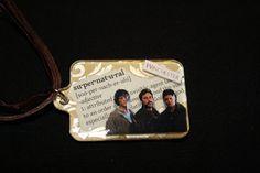 INSPIRED Supernatural Dean Sam John Winchester by BrulezRulez, $8.00