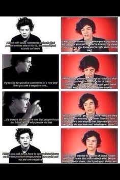 Awwww Harry I love you so much >> that parts so sad it makes me sad
