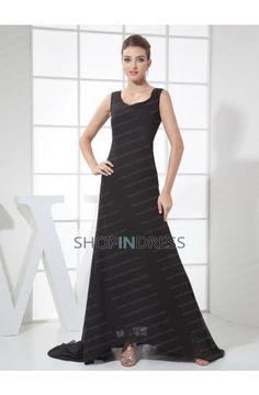 black dress #black #prom #fashion