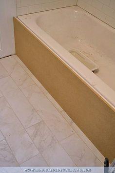 Putting A Fresh Face On Your Old Tub Cute Home Ideas Bathtub