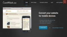 5 services to convert websites for mobile devices