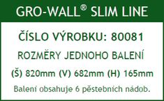 Instalace Vertikálních zahrad Gro-Wall® | Tabu Group s.r.o. Kladno Ios, Group, Wall, Walls