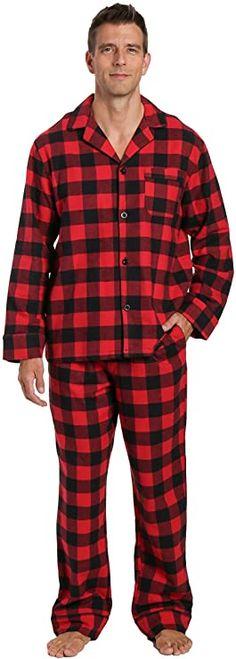 PERSONALISED Mens Gents 100/% Brushed Cotton Pyjama Pajama Pjs GIFT PRESENT