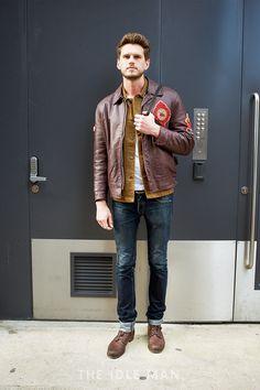 Men's Street Style - Keep it Neutral