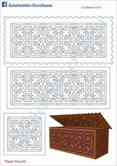Scroll saw patterns 558727897512551297 Router Projects, Small Woodworking Projects, Wood Projects, Woodworking Plans, Scroll Saw Patterns, Wood Patterns, Wood Crafts, Diy And Crafts, Paper Crafts