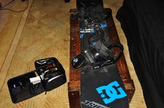 How to Tune a Snowboard