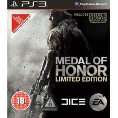 Medal Of Honor Limited Edition Game PS3 | http://gamesactions.com shares #new #latest #videogames #games for #pc #psp #ps3 #wii #xbox #nintendo #3ds