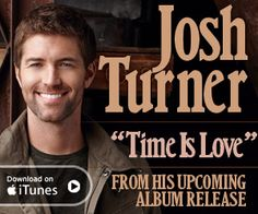 Josh Turners' official music video for 'Time Is Love'