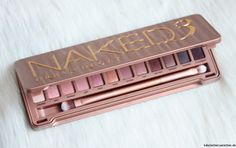Urban Decay NAKED 3 Palette  Review: http://lidschatten-paletten.de/urban-decay-naked-3-palette/