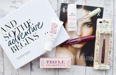 A look inside the Look Fantastic January 2017 Beauty Box - a UK beauty subscription box.