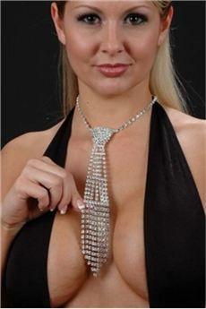 Corbatín de Imitación para Mujer 0714