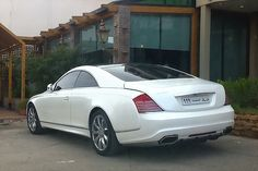 nice Maybach Xenatec Coupe images