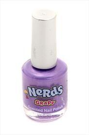 StorkBrokers.com: Nerds Grape Scented Purple Nail Polish, Kids, $3.00