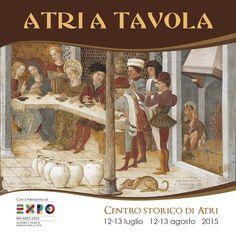 La Gallina Nera protagonista della XIII edizione di Atri a Tavola  http://www.abruzzoservito.it/la-gallina-nera-protagonista-della-xiii-edizione-di-atri-a-tavola/