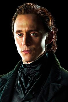 """I've seen """"Crimson Peak"""" and it is absolutely wonderful. Tom Hiddleston is amazing, Jessica Chastain is amazing , Mia is amazing , the whole cast is amazing. Sir Thomas Sharpe has become one of my favorite characters. Tom is soooo magnetic, soooo sexy and sooo handsome…… I need to see this movie again!"""