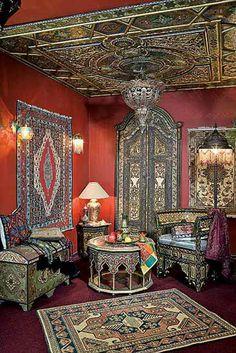 Morocco - arabomauresque style