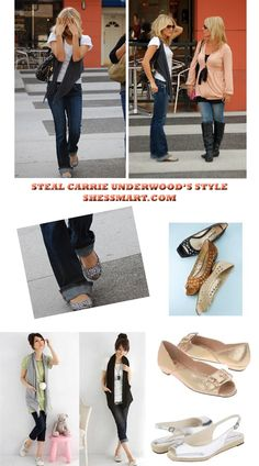 carrie underwoods style