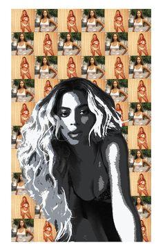 Beyoncé art show in Vancouver