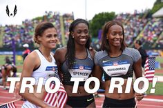 RulaBrownNetwork (RBN): 16-Year-Old Sydney McLaughlin Makes U.S. Olympic T...