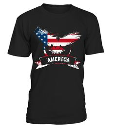 # Eagle America T Shirt For Independence D .  This is the best Fourth of July shirt, 4th of July tee shirt, Independence day shirts, patriotic american flag shirts for men women boys girls. Wear it proudly during this July to show your love and loyalty for the great America. The US patriotic shirt, t shirts with American flag makes awesome birthday shirt gift idea for your family members, friends on happy US Independence Day, 4th of July celebration, the USA Day events.