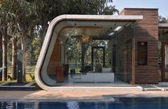 Gallery - Pool House / 42mm Architecture - 4