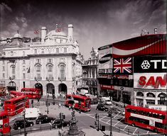 London Piccadilly Circus Art Print Poster - Poster Print, PDecorate your home or office with high quality posters. London Piccadilly Circus Art Print Poster - is that perfect piece that matches your style, interests, and budget. Piccadilly Circus, Circus Poster, Circus Art, London Red Bus, London Pride, London 2016, Circus Photography, Poster Prints, Art Prints