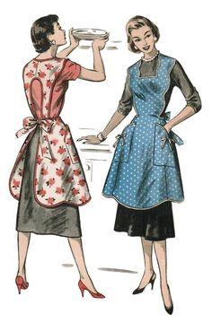 Downloadable apron pattern (not free)