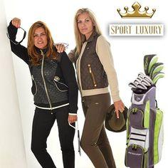 Golf y Moda: Ropa de Golf para el Otoño Glamour, Outfits, Jackets, Fashion, Golf Attire, Down Jackets, Moda, Fashion Styles, Jacket