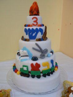 Lag baomer upshernish cake