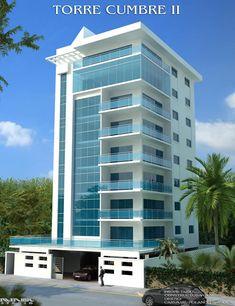 Carvajal Polanco Hospital Architecture, Hotel Architecture, Residential Architecture, Architecture Design, Sims House Design, Condo Design, House Front Design, Building Facade, Building Design