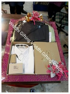 Indian Wedding Trousseau Gift Packing                                                                                                                                                                                 More