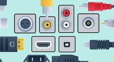 Home A/V Connections Glossary 4k Ultra Hd Tvs, High End Speakers, Digital Cable, Home Theater Receiver, Av Receiver, Ceiling Speakers, Powered Subwoofer, Light Emitting Diode
