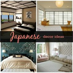Japanese Bedroom | Around The World | Pinterest | Japanese Bedroom, Japanese  And Bedrooms