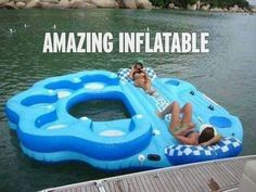 Would be perfect for a floating trip down the river if I still lived in Misdouri.
