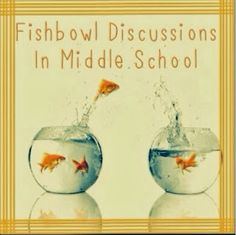 A Middle School Survival Guide: Fishbowling In Middle School Freebie