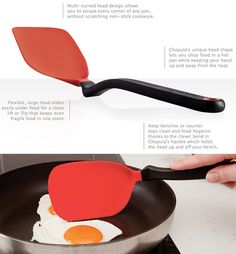 Chopula Is Everything I've Ever Wanted In A Spatula