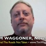 "Happy Birthday to novelist Tim Waggoner, author of Supernatural: The TV Series, The Roads Not Taken! 2013 VIDEO INTERVIEW  TIM WAGGONER podcast excerpt: ""Normally, in the TV series, it can turn out pretty bad for Sam and Dean, but they still move; the series keeps going. But I could have the luxury of the series just ending if the readers chooses the wrong path!""  http://mrmedia.com/2013/11/readers-play-god-in-new-supernatural-the-tv-series-book-video/#.Vt-k3cdlmV4"