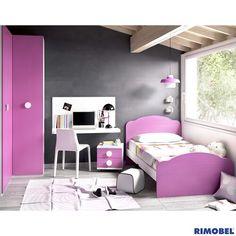 Atrévete a ponerle color a la vida!! http://rimobel.es/index.php/es/rimobel/mundo-joven/juvenil?layout=rimobel:productos