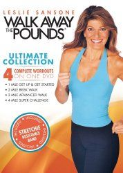 Leslie Sansone: Walk Away the Pounds Ultimate Collection - Get fit fast with America s #1 walking system! see trailer >> http://most-popular-movies.com/exercise-fitness/leslie-sansone-walk-away-the-pounds-ultimate-collection-dvd-com/#