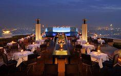10 hotéis com terraços extraordinários