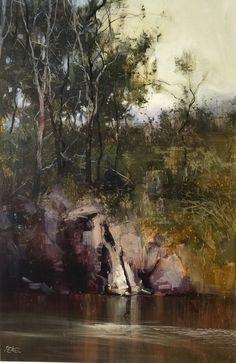 Contemporary Art Gallery Melbourne Australia :: Herman Pekel :: 1