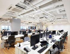 WORKS : 株式会社エニグモ   オフィスデザイン・店舗デザインなら株式会社ドラフトへ