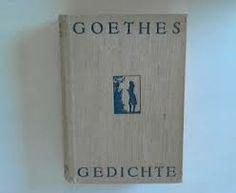 Goethes Gedichte / Mit 93 Abbildungen nach zeitgenössischen Vorlagen und einem erläuternden Nachwort von Karl Hoppe ; Ausgewählt und textlich nachgeprüft von Max Hecker - Leipzig : J.J. Weber, [1871?]