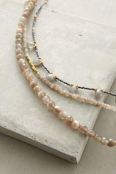 Doba Minerals Necklace - anthropologie.com