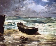 Édouard Manet - Marée montante