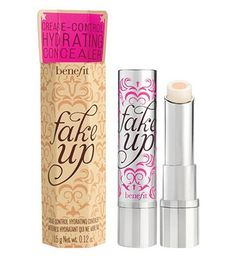 Benefit Fake Up Concealer - Deep 10153880003 80 Advantage card points. Benefit Fake Up Concealer, Deep 03 FREE Delivery on orders over 45 GBP. (Barcode EAN=0602004049353) http://www.MightGet.com/april-2017-1/benefit-fake-up-concealer--deep-10153880003.asp