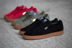 The iconic PUMA Suede became the 'it' shoe on the streets of New York throughout the '80s and ever s...